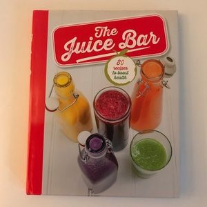 Like New The Juice Bar Book by Love Food